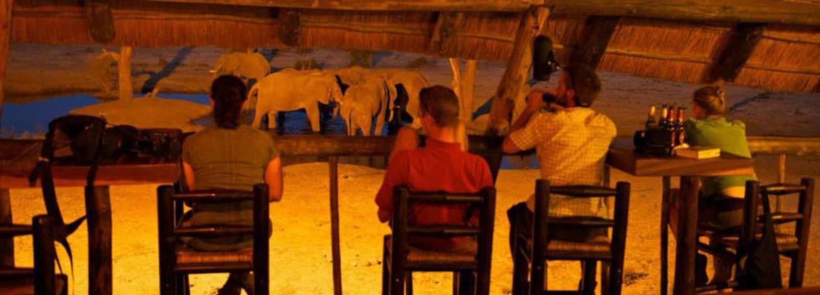 SENYATI SAFARI CAMP   Self-catering accommodation and camping