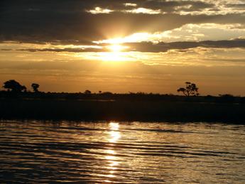 Chobi-Sunset